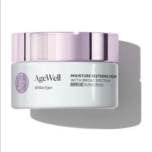 Arbonne Age Well Restoring Cream w/SPF 15
